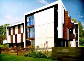 zdjęcie z budowy Januszowicka Residence