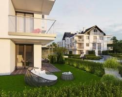zdjęcie z budowy Apartamenty Morelove