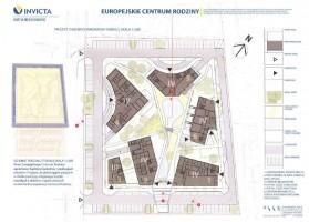 zdjęcie z budowy Europejskie Centrum Rodziny
