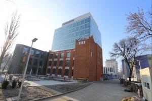 zdjęcie Centrum Biurowo-Konferencyjne Comarch