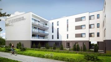 zdjęcie z budowy Klonowa Apartamenty