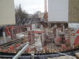 zdjęcie z budowy Nova Praga Pustelnicka
