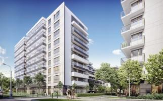 zdjęcie z budowy Moduo Apartments