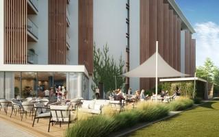 zdjęcie z budowy Pinea Resort & Apartments Pobierowo