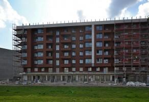 zdjęcie z budowy Kępa Park