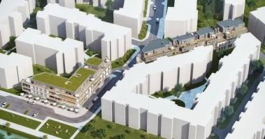 zdjęcie z budowy Wilanów Park Apartments