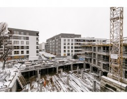 zdjęcie z budowy Osiedle Na Smolnej VI