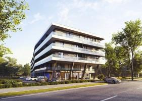 zdjęcie z budowy Baltic Marina Residence