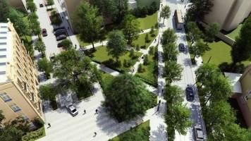 zdjęcie z przebudowy Rewitalizacja Centrum Łodzi - Obszar nr 7