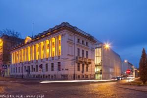 zdjęcie Nowa Biblioteka Raczyńskich