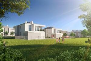 zdjęcie z budowy Jaśminowe Domy