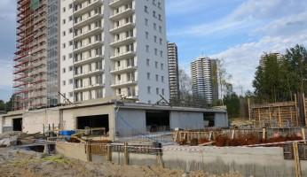zdjęcie z budowy Nowe Tysiąclecie