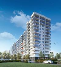 zdjęcie z budowy Baltea Apartments