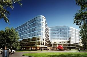 zdjęcie z budowy Dor Plaza