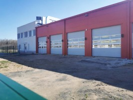 zdjęcie Strażnica Jednostki Ratowniczo-Gaśniczej Państwowej Straży Pożarnej