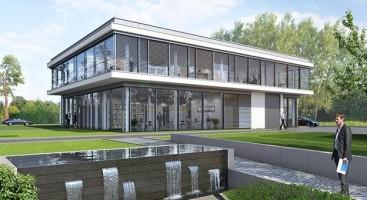 zdjęcie Budynek biurowo-magazynowy Komtur