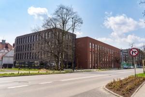 zdjęcie I Liceum Ogólnokształcącego Dwujęzycznego im. E. Dembowskiego