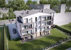 zdjęcie z budowy Apartamentowiec Słomiana 14