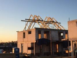 zdjęcie z budowy Osiedle Familia