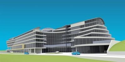 wizualizacje Kompleks hotelowy Plażowa