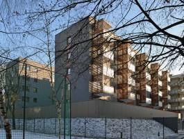 zdjęcie Kompleks biurowo-mieszkalny