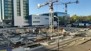 zdjęcie z budowy Andersia Silver