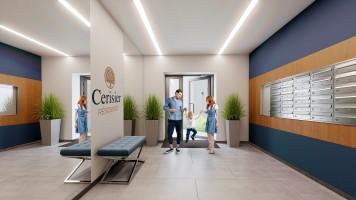 zdjęcie z budowy Cerisier Résidence