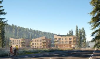 zdjęcie z budowy Apartamenty XYZ