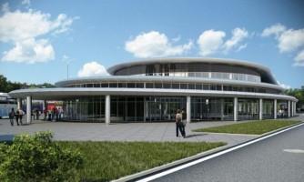 zdjęcie Przystanek Europa - regionalne centrum obsługi pasażerskiej