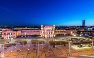 zdjęcie Wrocław Główny
