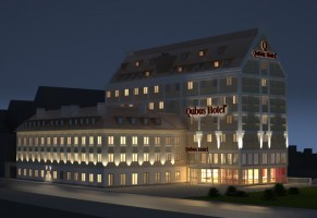 zdjęcie Hotel Qubus Gdańsk