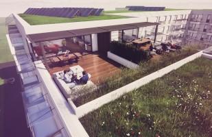 wizualizacje Ciepła 38 Apartamenty