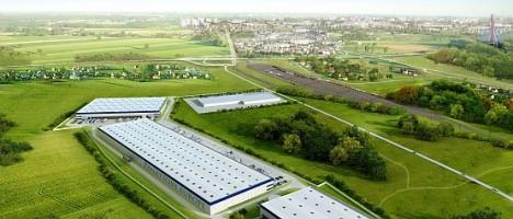 zdjęcie Centrum logistyczne Panattoni