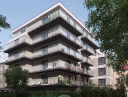 zdjęcie z budowy Verona House