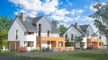 zdjęcie z budowy Apartamenty Las Wolski