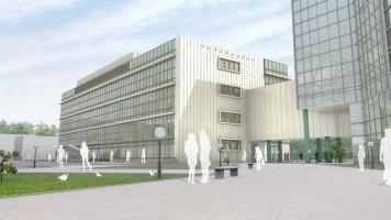 zdjęcie Centrum Biblioteczno-Informacyjne Warszawskiego Uniwersytetu Medycznego