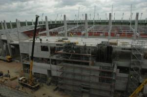 zdjęcie Stadion Zagłębia Lubin