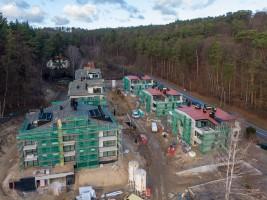 zdjęcie z budowy Oliva Koncept