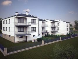 zdjęcie z budowy Apartamenty Wiosenna
