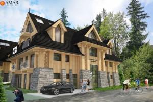 zdjęcie z budowy Zwierzyniecka Residence