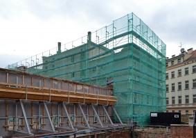 zdjęcie z przebudowy Młyn Maria