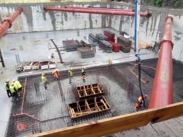 zdjęcie z budowy Sokoła 1