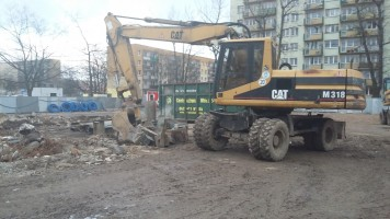 zdjęcie z budowy Sfera 24
