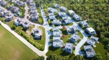 zdjęcie z budowy Osiedle Ville Parkowe