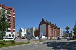 zdjęcie z przebudowy Stara Piekarnia