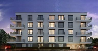 wizualizacje Apartamenty Glogera