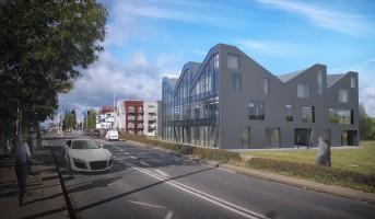 zdjęcie z budowy Corp