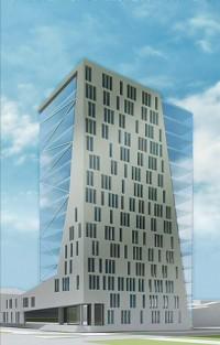 wizualizacje Hanza Business Park
