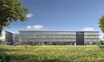zdjęcie z budowy Biurowiec G7 Inter Office