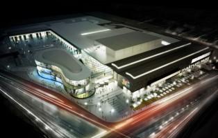 wizualizacje Centrum Handlowe Makrum